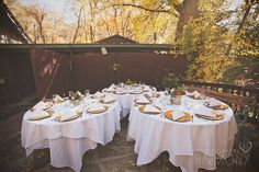 Gold fall wedding at Millcreek Inn : Utah : photographybyharmony.com