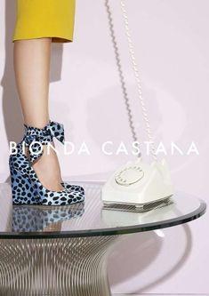 BIONDA CASTANA SPRING 2012  http://www.biondacastana.com/#/collection