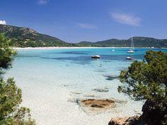 The 11 Best Beaches in France - Photos - Condé Nast Traveler Corsica