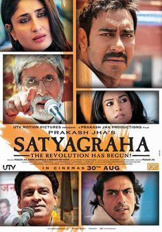 Directed by Prakash Jha. With Amitabh Bachchan, Kareena Kapoor, Ajay Devgn, Manoj Bajpayee. Latest Hindi Movies, Hindi Movies Online, Action Movies, Hd Movies, Films, Prakash Jha, Indrajal Comics, Bollywood Posters, Indian Drama