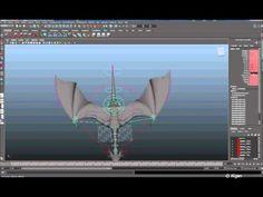 3DMax Tutorials - 8 minute Dragon Rig - Bones - no audio - Annotations only - YouTube Dragon Anatomy, Audio, Rigs, Bones, Tutorials, Youtube, Wedges, Dice, Legs
