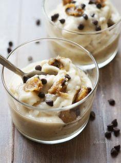 Vegan Cookie Dough Ice Cream | Detoxinista