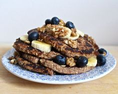 Healthy Pancake Recipe from Deliciously Ella!