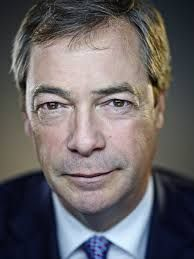 Nigel Farage - I think this guy understands what needs to be done to get the UK moving in a positive direction, but he will not get the chance because the PC media has told everyone he and his ideas are RACIST. Can anyone point out a single racist thing he has said or done? I don't believe so.
