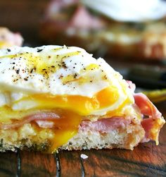 Classic Croque-Madame //  A Cup of Jo