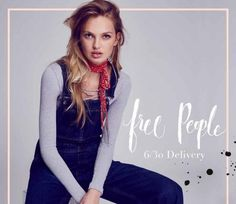 Romee Strijd stars for Free People 2016  Zhiboxs.com