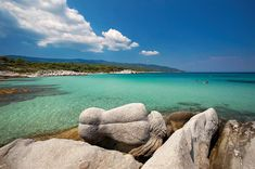 The most beautiful greek beaches list.. #Chalkidiki