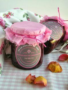 Mermelada de Frambuesa Mousse, Doc Mcstuffins, I Foods, Decorative Boxes, Chutneys, Make It Yourself, Desserts, Sauces, Home Canning