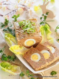 Polish Easter, Mary Berry, Polish Recipes, Easter Dinner, Easter Recipes, Berries, Food And Drink, Cooking Recipes, Diet