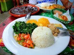 Brazilian food!