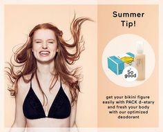 L'estate sta arrivando! Prepariamoci alla prova bikini! Estate, Deodorant, Bikinis, Tips, Bikini, Bikini Tops, Bikini Set, Counseling