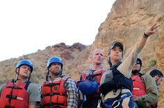 Outward Bound Expeditions for veterans