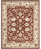 RugStudio presents Safavieh Royalty ROY244B Red / Ivory Hand-Tufted, Good Quality Area Rug