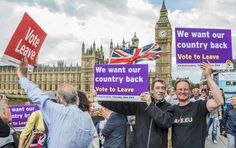 Political Elites' Program of Austerity Set the Stage for Brexit Scapegoating immigrants for economic suffering is easier than confronting the politicians that crafted austerity policy.
