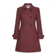 Trinity Classic Coat - Coats & Jackets from Ness Clothing