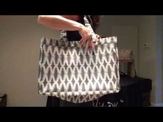 NEW! Soft Utility Tote - YouTube
