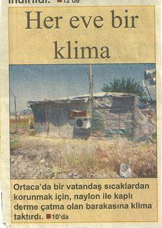 air conditioned baraka Ortaca, Turkey