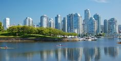Vancouver sunshine / Shutterstock