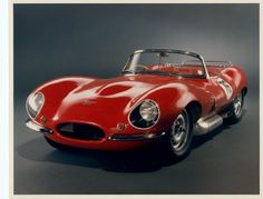 1957 Jaguar XKSS-THIS is the car my dad wants! haha xD