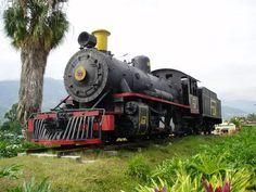 Locomotora Antígua - Ibagué