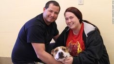 Everyone loves a happy ever after! Family finds dog 18 months after losing him in Superstorm Sandy