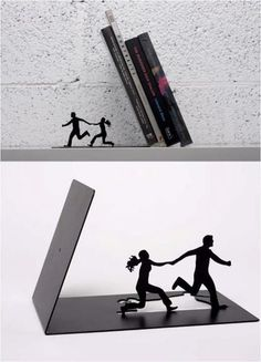 Bookend.  I want this