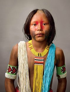 The Amazon tribe has beaten back ranchers and gold miners and famously stopped a…