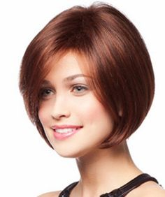 Sadie by TresAllure is a short A-line bob that graces the chin and features subtly curled ends. Sadie adapts to the curves on the head for a lightweight and secure fit. This style is made with high qu