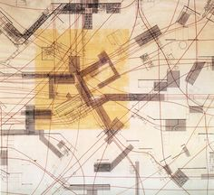 Constant Nieuwenhuys - Grupo de sectores – Fototipia, 1959
