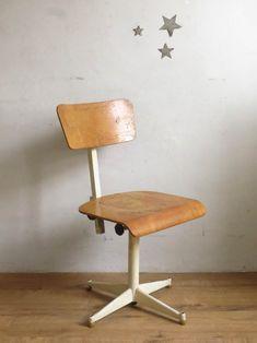 La chaise qui pivote