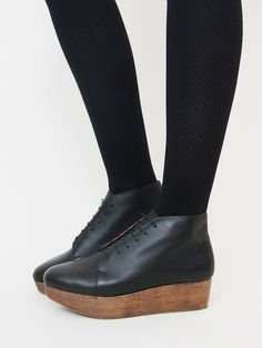Rachel Comey » Nyx Platform Bootie - Black Crust | Everyday pretty accessories etc.. | Pinterest | Rachel Comey, Nyx and Bootie