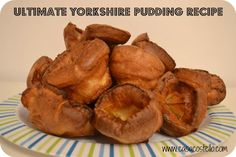 Ultimate Yorkshire Pudding Recipe