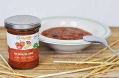 Das Bio-Chili von Mydeli besteht nur aus besten Bio-Zutaten und ist schnell zubereitet. Mit Rinderhackfleisch, Tomaten, Mais, Zwiebeln und feinen Gewürzen, ganz ohne künstliche Farb-, Aroma- und Konservierungsstoffe.