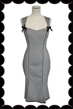 Roxie Wiggle Dress - Roxie - Collections