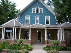 The Morning Star Bed and Breakfast Manhattan Kansas Manhattan Kansas, Land Of Oz, Morning Star, Close To Home, New Adventures, Hotel Reviews, B & B, Bed And Breakfast, Lodges