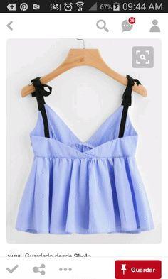 Blouses for women – Lady Dress Designs Diy Fashion, Korean Fashion, Ideias Fashion, Fashion Design, Boho Outfits, Cute Outfits, Fashion Outfits, Dress With Cardigan, Elegant Outfit