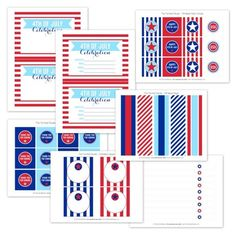 Great Ideas for 4th of July. Wish all best for you :)