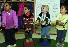 Head Start Physical Development