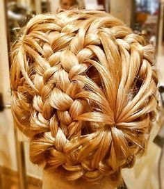 Braids, unique hair. how do people do this?!