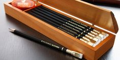 The Blackwing Pencil | inspiring gift for writers and artists | thank you Mr. Kornbluth - www.headbutler.com