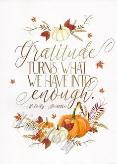 Watercolor Images, Watercolor Paper, Gratitude Quotes, Autumn Art, Give Thanks, Happy Fall, Fall Crafts, Fall Halloween, Fall Decor
