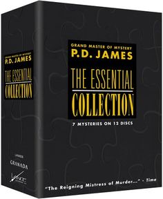 P.D. James - The Essential Collection   #FreedomOfArt  Join us, SUBMIT your Arts and start your Arts Store   https://playthemove.com/SignUp