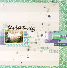 ILS - scrapbooking: The colours of December!