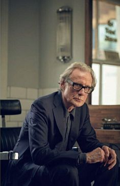 Bill Nighy, Art Impressions, Geek Chic, Style Icons, Actors & Actresses, Flow, Beautiful People, How To Look Better, This Book