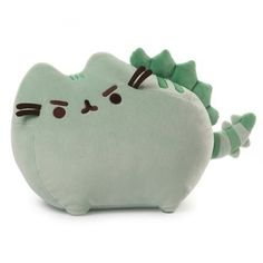 Gato Pusheen - Pelúcia Pusheenosaurus 32cms *licenciado* - R$ 169,00 em Mercado Livre