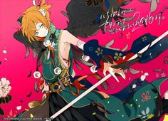 Touken Ranbu, Anime, Pictures, Yukata, Photos, Photo Illustration, Anime Shows, Anime Music, Anima And Animus
