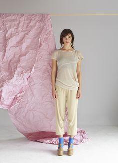 URIEL PANTS. lifegist. eco fashion. ecologic fashion