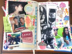 Summer Fun Daybook* Pages - Part 4 at THEscrapinator5000