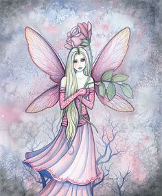 The Fairy Art and Fantasy Art of Molly Harrison: Official Gallery and Shop Elves And Fairies, Fairy Pictures, Vintage Fairies, Mermaid Coloring, Beautiful Fairies, Mermaid Art, Fairy Land, Magical Creatures, Colorful Drawings