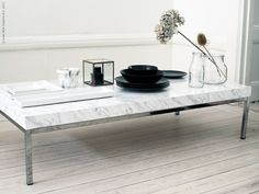 ikea table with marble contact paper